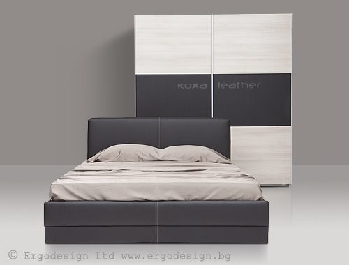 Спален комплект Толедо мебели Ергодизайн